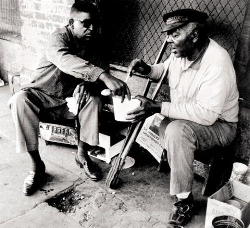 Black like me Presence-Color-Line-John-Howard-Griffin
